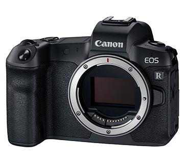 Canon EOS R Body Front