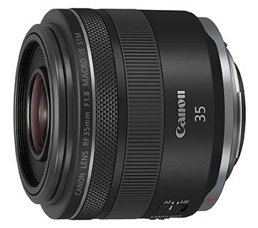 Canon RF35mm f/1.8 MACRO IS STM