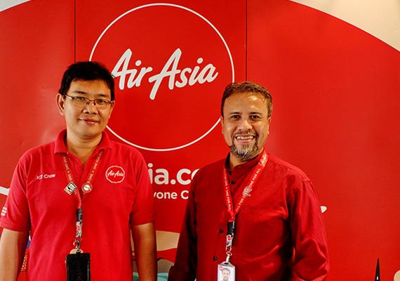 印尼亞洲航空 (IAA)