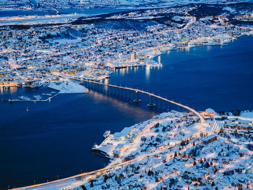 極北冬雪幻境 與 EOS R 一同走進羅浮敦群島