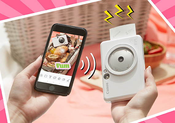 Capture Your Memories Anytime