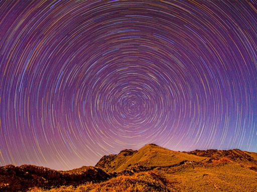 璀璨星空攝影技巧