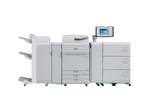Canon 創新推出量產型彩色數位印刷機 imagePRESS C910 系列
