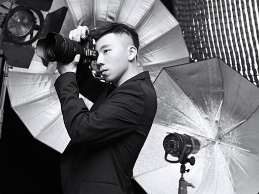 時尚攝影師溫浚富眼中的 EOS R 與 RF  鏡頭:用於商業拍攝是十分友善的組合