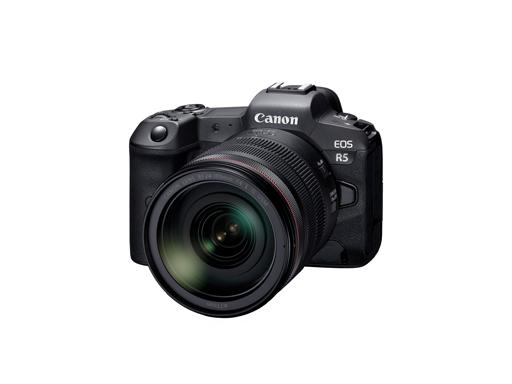 【新品快訊】Canon 預告全力開發新一代全片幅無反光鏡單眼 EOS R5 與多款 RF 鏡頭  全力強化 EOS R 系統之陣容