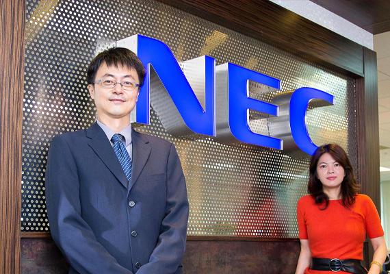 台灣NEC導入Canon 智慧多功能複合機解決方案 打造企業最具投資效益的文件管理流程