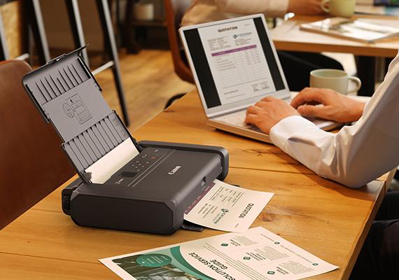 數位世代工作者崛起!Canon 量身打造行動辦公室最佳利器