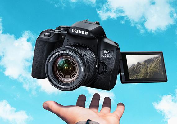 挑戰入門單眼最高規格 Canon EOS 850D 正式上市