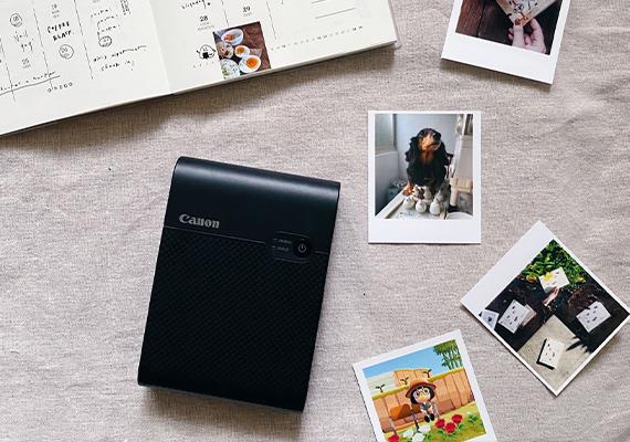 手帳貼紙繁殖術・SELPHY SQUARE QX10 印相機體驗開箱