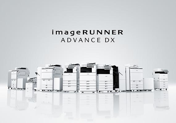 Canon 新一代商用多功能複合機 imageRUNNER ADVANCE DX 系列
