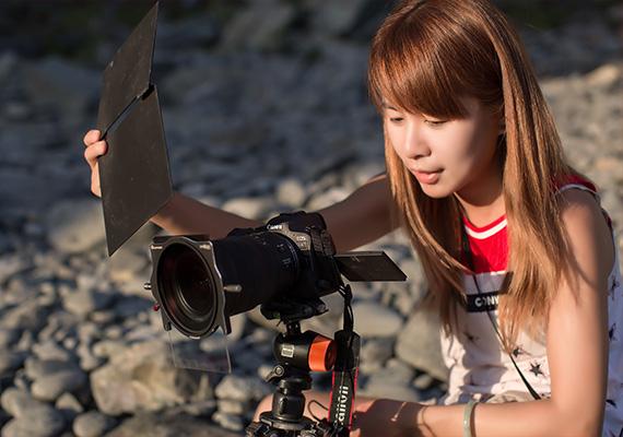 風景攝影師心星與她相見恨晚的 EOS R6