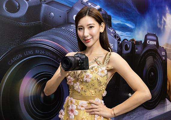 2020 台北國際攝影器材展 Canon 全系列盛大登場