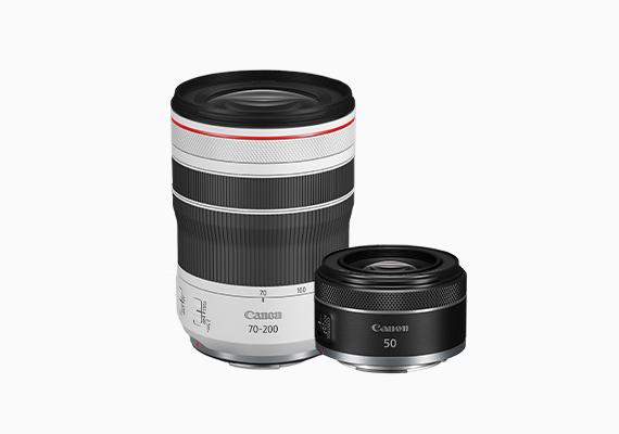 【全球快訊】Canon 推出兩款全新 RF 鏡頭 輕巧望遠變焦鏡頭 RF 70-200mm f/4L IS USM 及 超值大光圈標準定焦鏡頭  RF 50mm f/1.8 STM