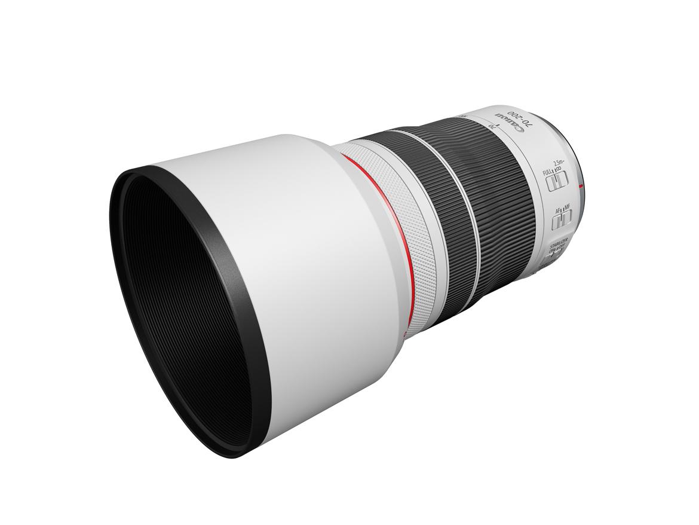 Canon全球最短最輕巧 望遠變焦鏡頭