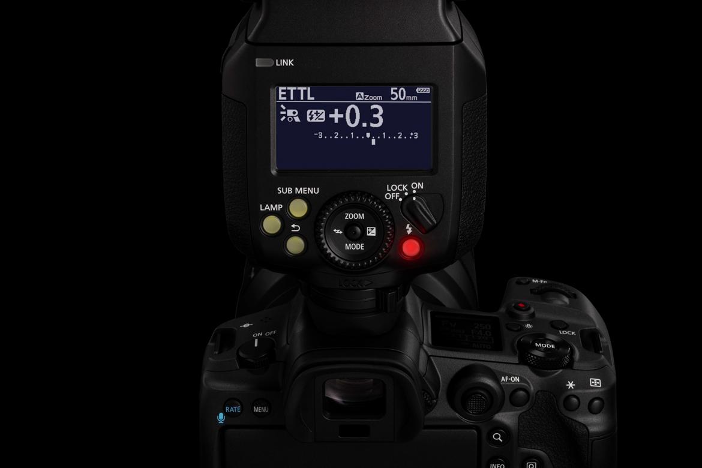 Canon Speedlite EL-1 全新旗艦級專業閃光燈