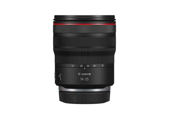 Canon 全新 RF 14-35mm f/4L IS USM 正式開賣