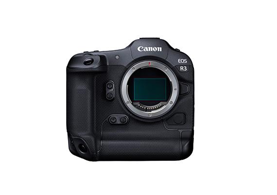 Canon 全球發布全片幅無反相機 EOS R3 重新定義速度和性能