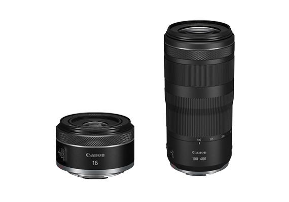 Canon 全球發布新鏡頭 為 EOS R 系統愛用者提供新的創意選擇